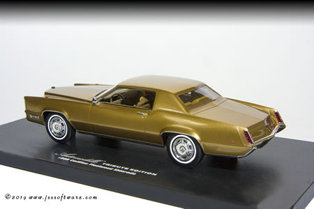 1968 Cadillac Eldorado (Tribute Edition)