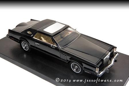 1978 Lincoln Continental MARK V Homage Edition