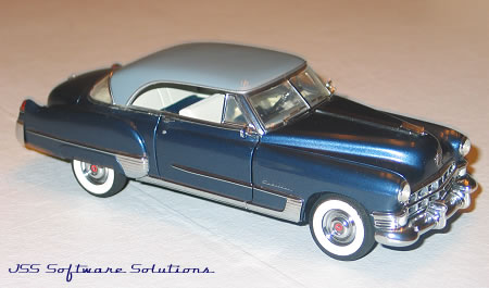 1949 Cadillac Series 62 Coupe DeVille