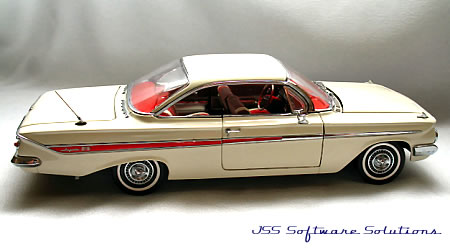 1961 Chevrolet Impala Coupe